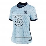 Camisola Chelsea 2º Mulher 2020-2021