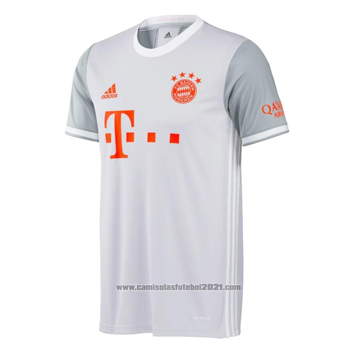 Camisola Bayern de Munique 2º 2020-2021